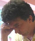 10-кратный чемпион Москвы по шашкам гроссмейстер Андрей Калачников