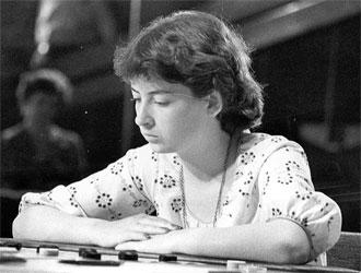 Гроссмейстер Ольга Левина