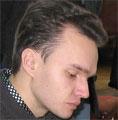 Междунаролный гроссмейстер по шашкам Дмитрий Цинман
